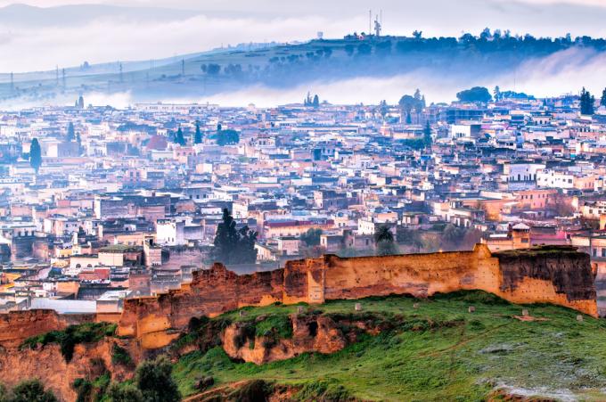 Maroc - Shutterstock