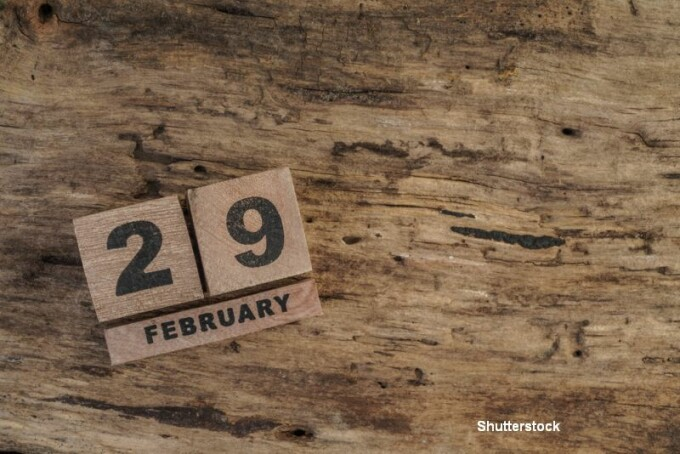 29 februarie