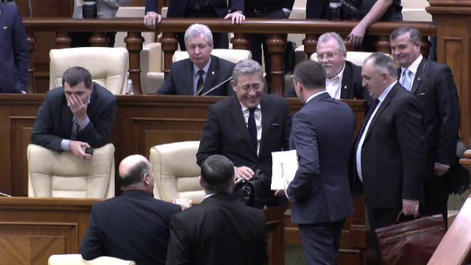 parlament chisinau