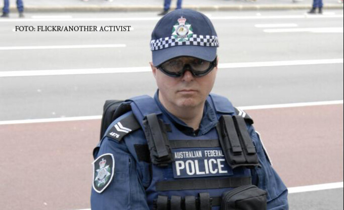 politist australian