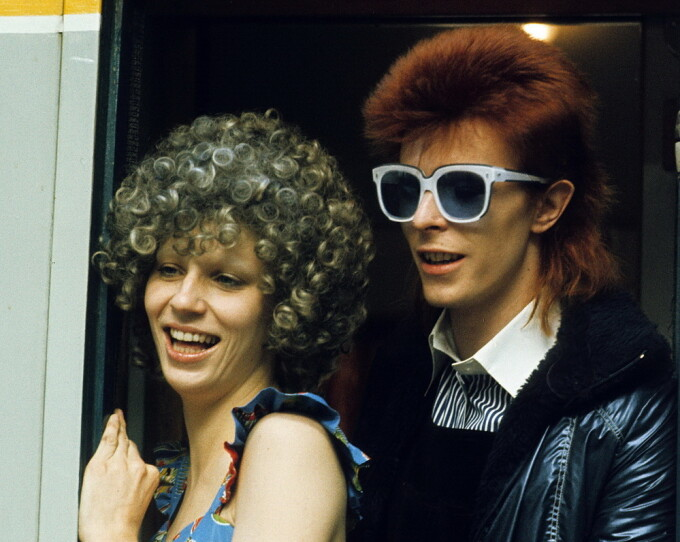 David Bowie, Angie Bowie