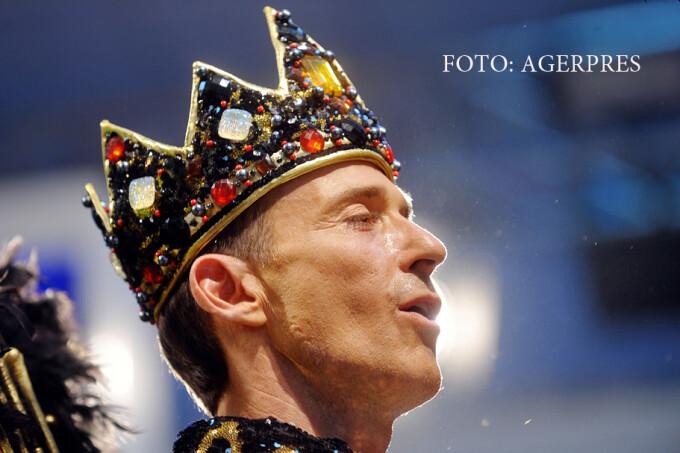 Radu Mazare, primar COnstanta, carnaval 2014