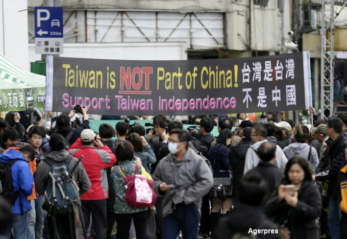 Proteste Taiwan