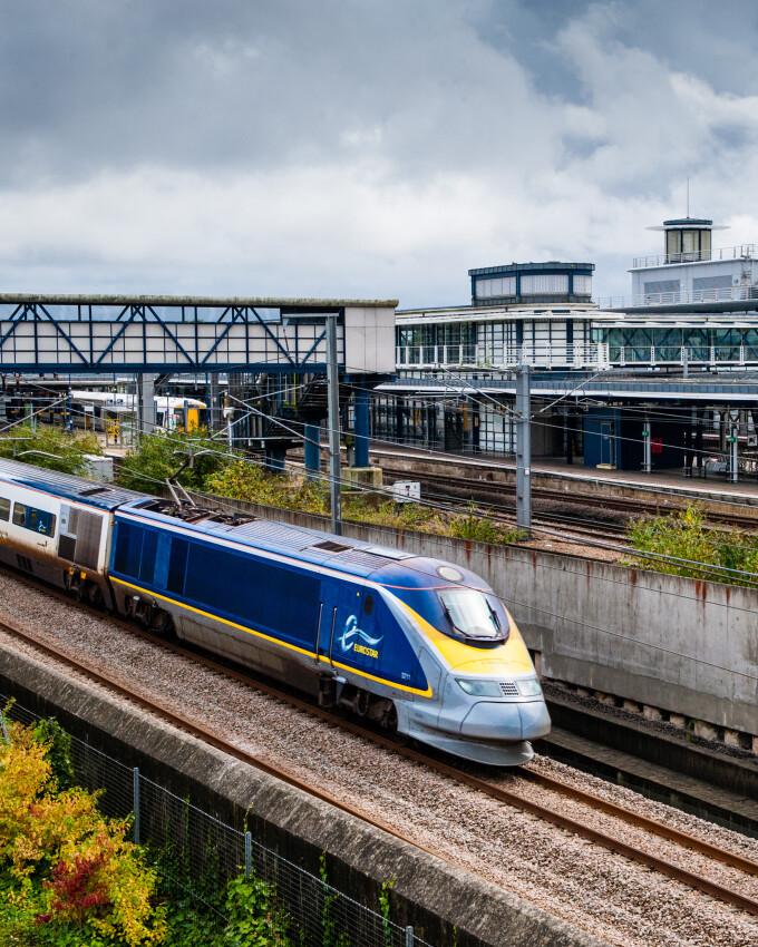 eurostar tren - Getty