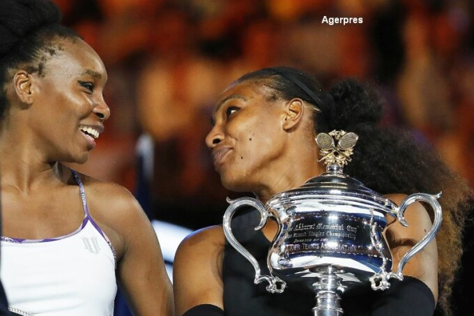 Serena Williams si Venus Williams