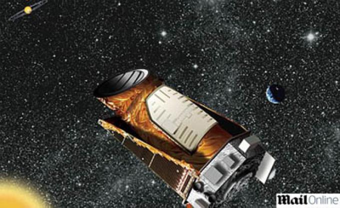 statia spatiala Kepler