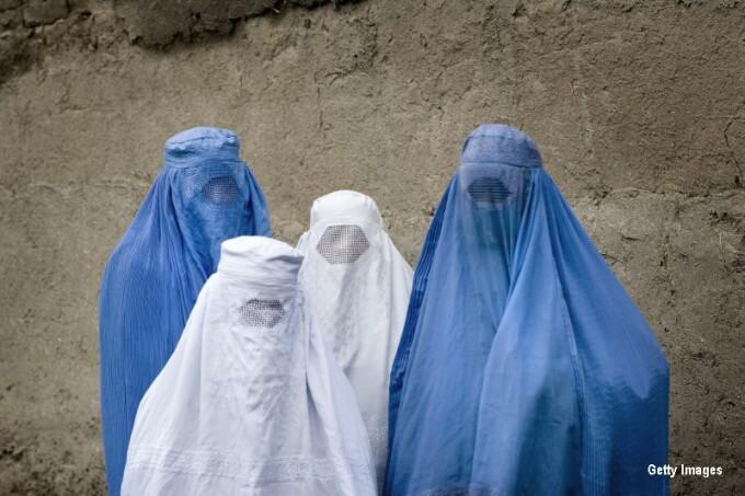 femei afgane