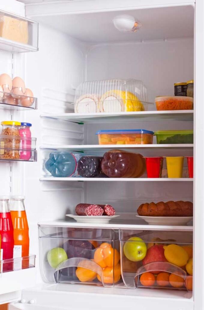 Fereste-te de frigider cand esti deprimat