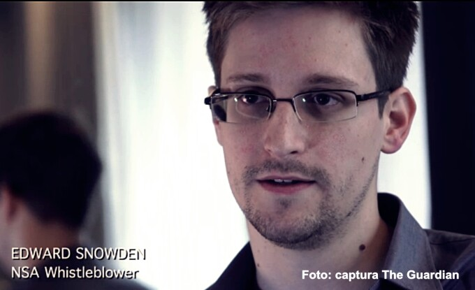 The global hunt for edward snowden