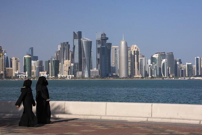 qatar getty
