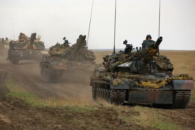 tancuri romanesti