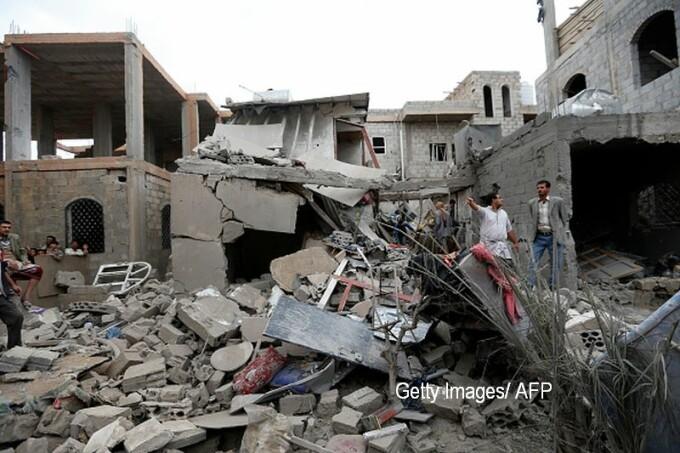 raid yemen