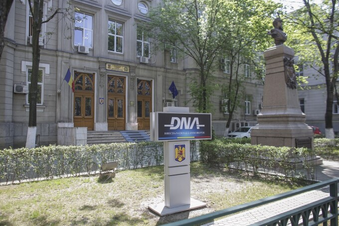 DNA headquarters