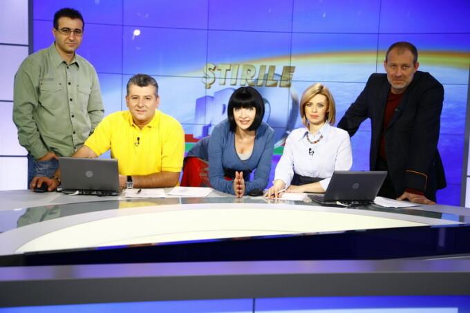 Echipa Stirilor ProTV de la ora 07.00