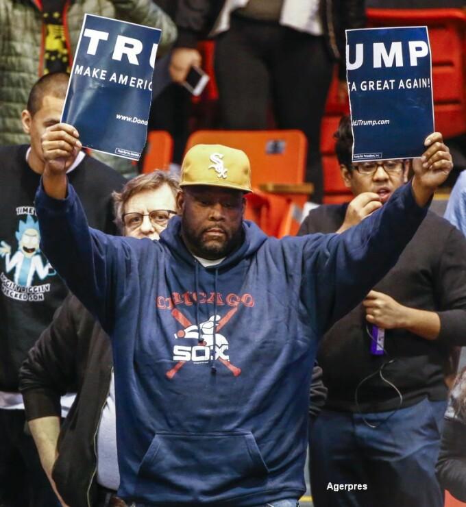 Proteste Donald Trump