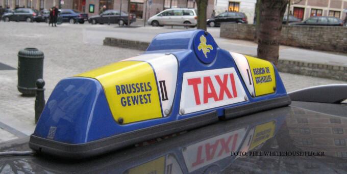 taxi din Bruxelles