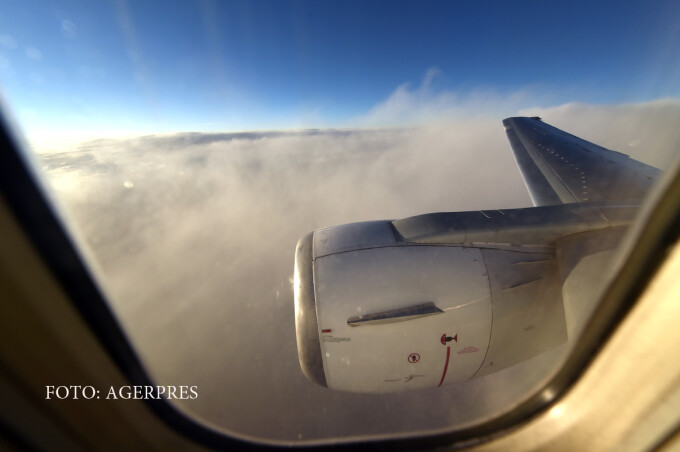 Imagine din avion