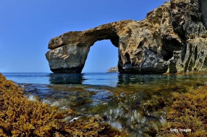 Fereastra Azura, Malta