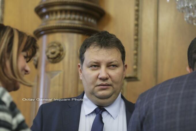 Toma Petcu, ministrul Energiei - inquam