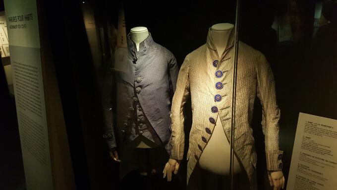 Muzeul nasturilor, Paris