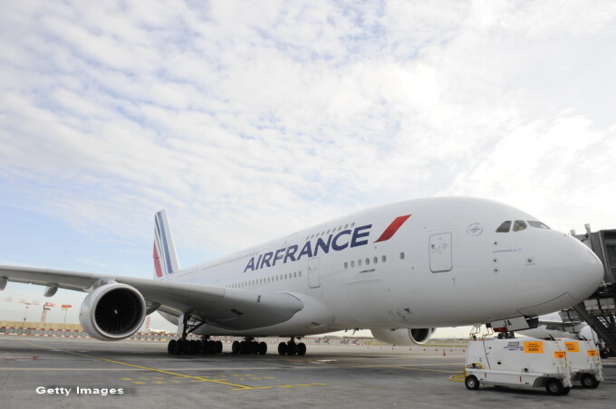 avion Air France - getty