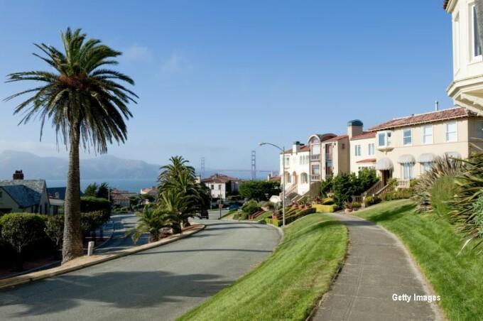strada din San Francisco
