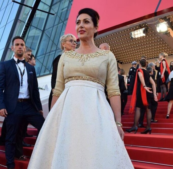 Rochia care a starnit reactii negative la Cannes
