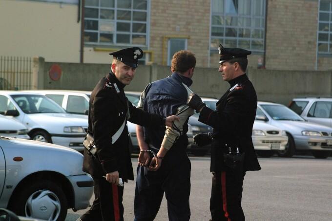 Arestat Italia