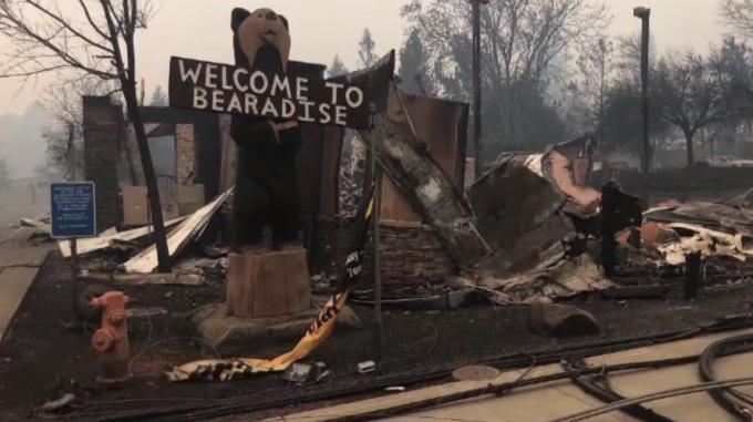 fire californias