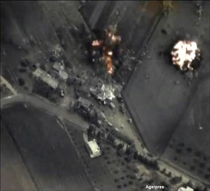 Bombardamente Siria