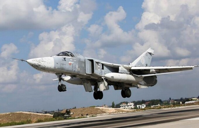 rusia, avioane de lupta