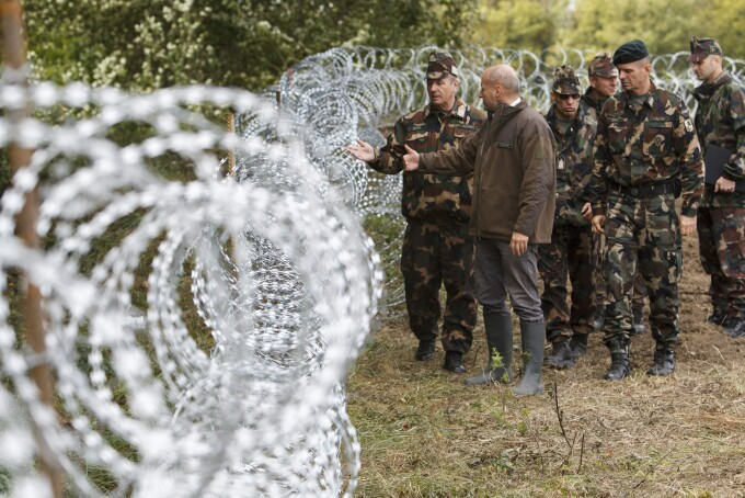 Ungaria gard
