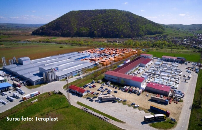 Parcul industrial Teraplast