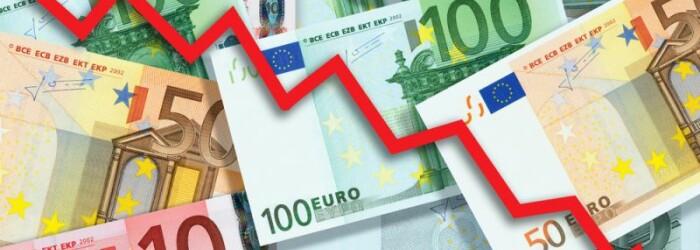 Euro - cadere