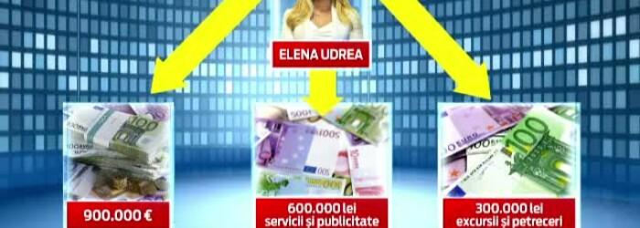 Elena Udrea, ARESTATA preventiv in dosarul GALA BUTE.