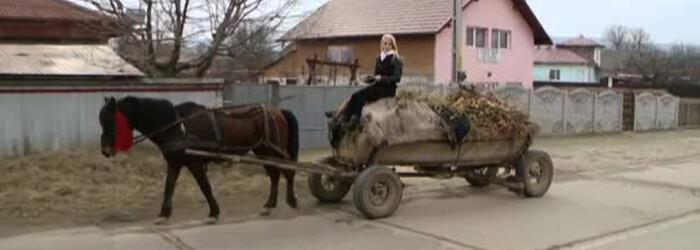 Orasele din Romania care vor sa devina din nou sate. Transport cu caruta, apa nepotabila, dar taxe la nivel de metropola