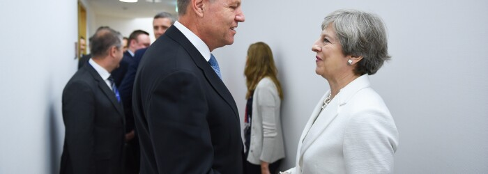 may iohannis