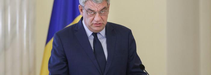 Mihai Tudose depune juramantul de investitura in functia de ministru al economiei, la Palatul Cotroceni