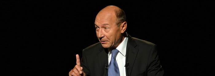 Traian Basescu - cover