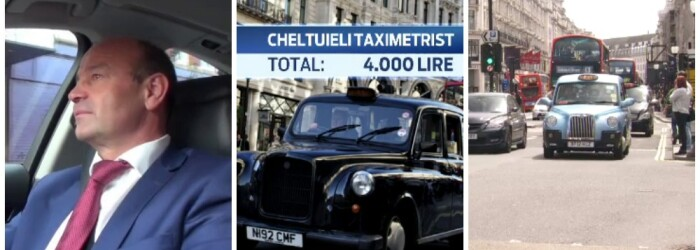 taximetrie Londra
