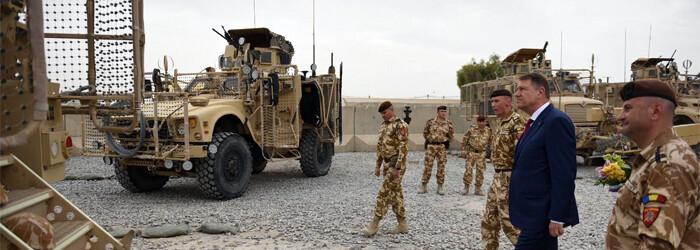 cover prima Iohannis in Afganistan