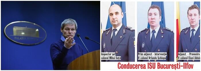 Cover Ciolos ISU Bucuresti