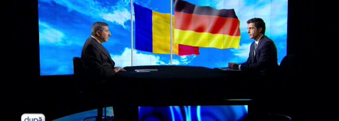 Ambasadorul Germaniei in Romania, Werner Hans Lauk