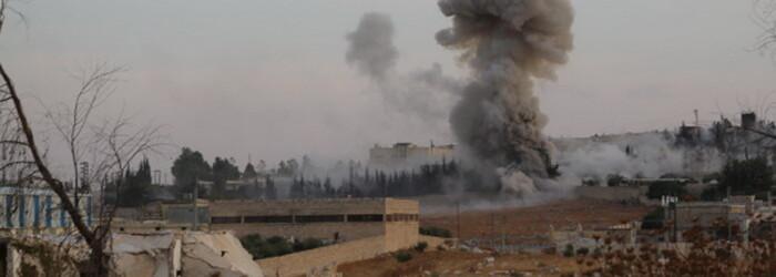 raiduri siria