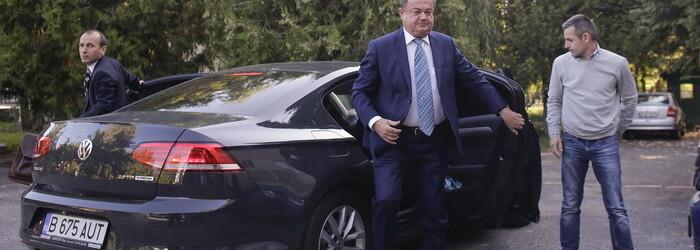 Vasile Blaga, la DNA Ploiesti