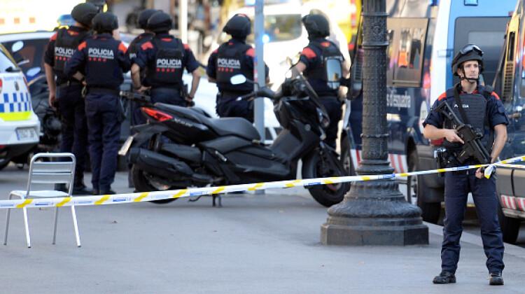 Atac terorist în Barcelona