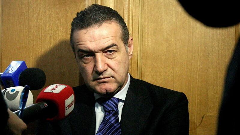 Gigi Becali ramane in arest! Recursul a fost respins!
