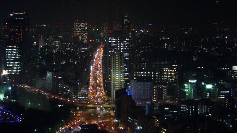 Tokyo, orasul unde se mananca cel mai bine!