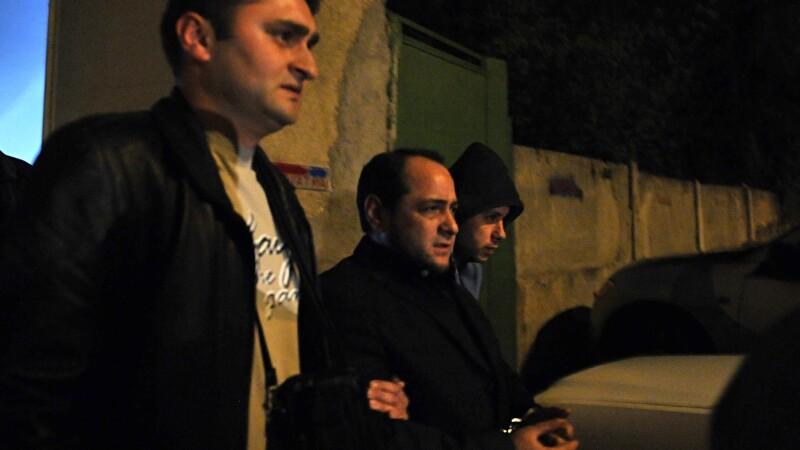 Sandu Geamanu, arestat preventiv pentru o crima comisa in 2008