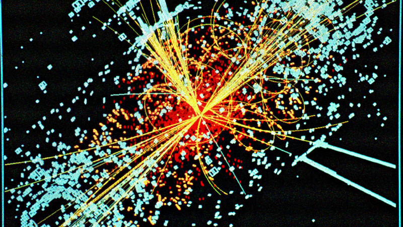 In cautarea Particulei lui Dumnezeu, s-a gasit o noua fizica - ipoteza
